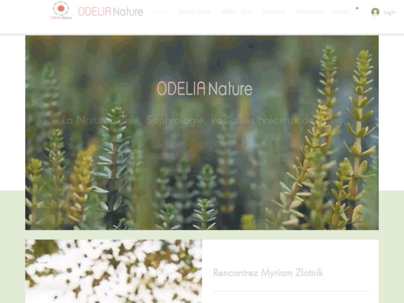 Odelia nature