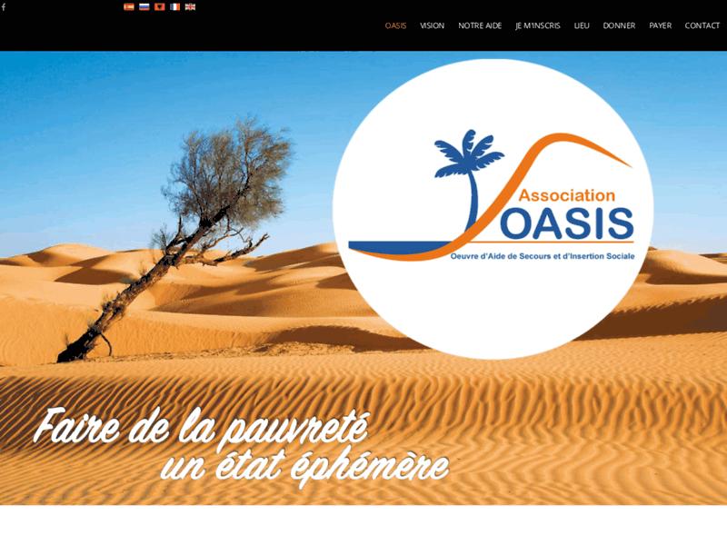 Oasis : Association caritative d'Aide de Secours et d'Insertion Sociale à Perpignan