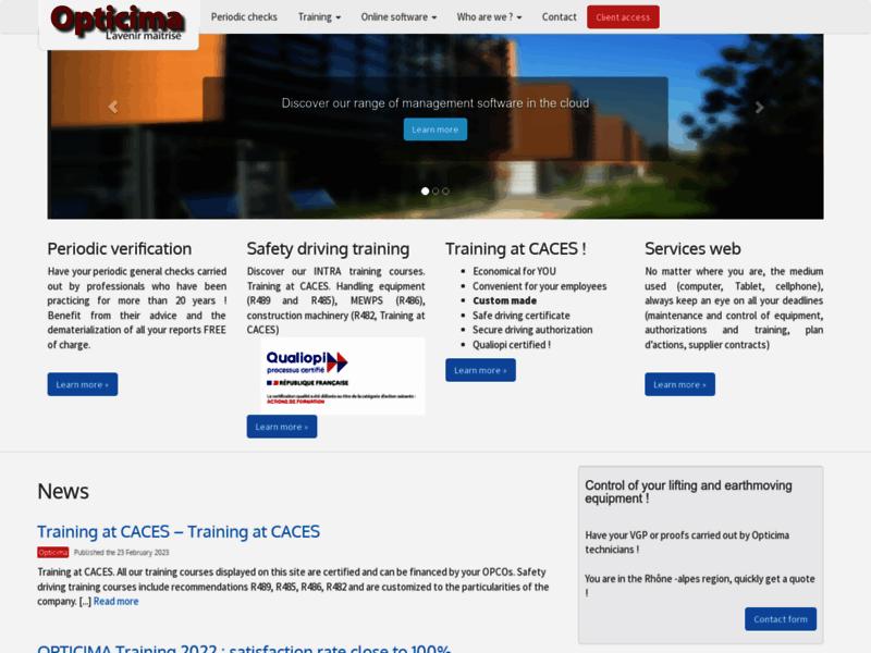 Opticima : logiciel de gestion d'immeuble