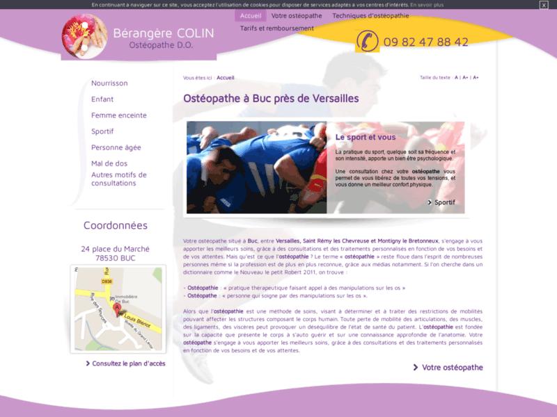 Ostéopathe Versailles