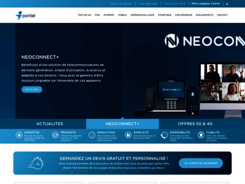 Telecom entreprise
