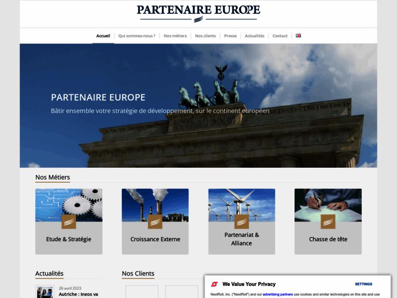 Partenaire Europe