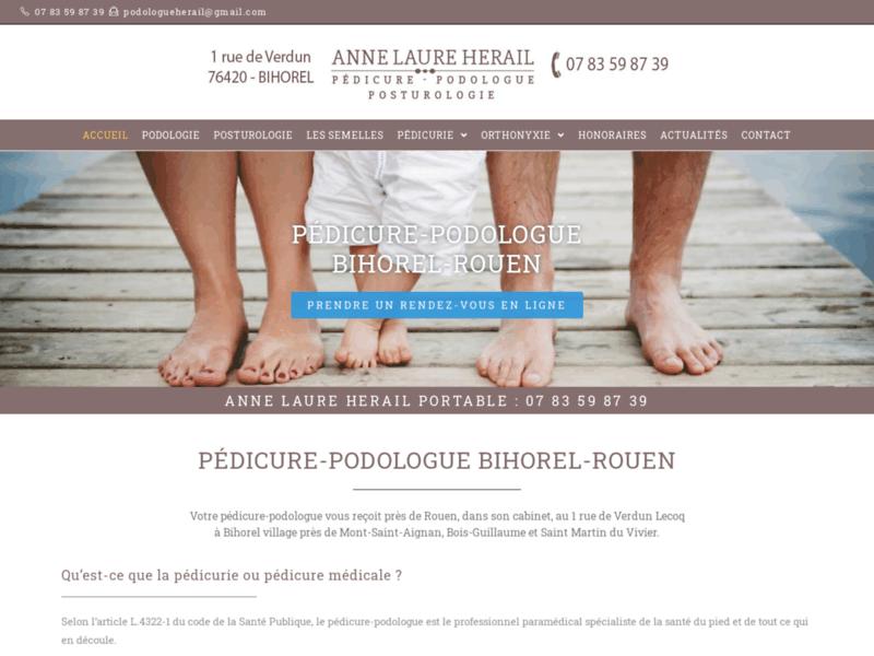 Semelles orthopédiques Rouen