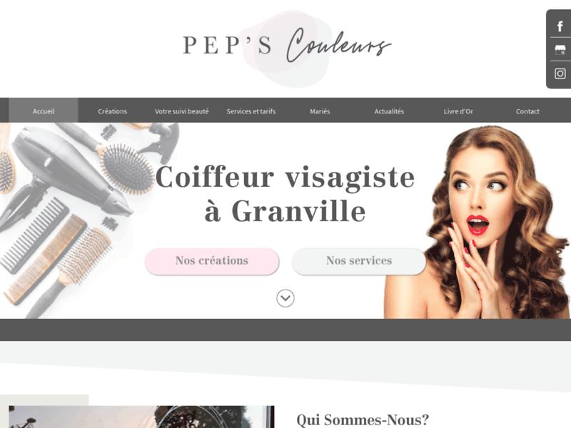 Salon de coiffure coloriste Granville - Pep's Couleurs