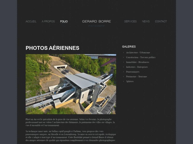 Phot'On Air : Photo aérienne nouvelle génération