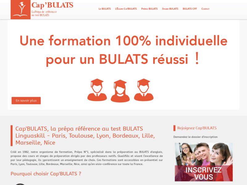 Cap'BULATS, réussir le test BULATS