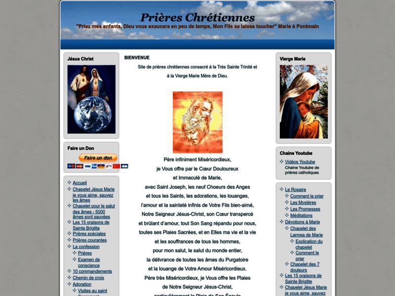 Prières catholiques