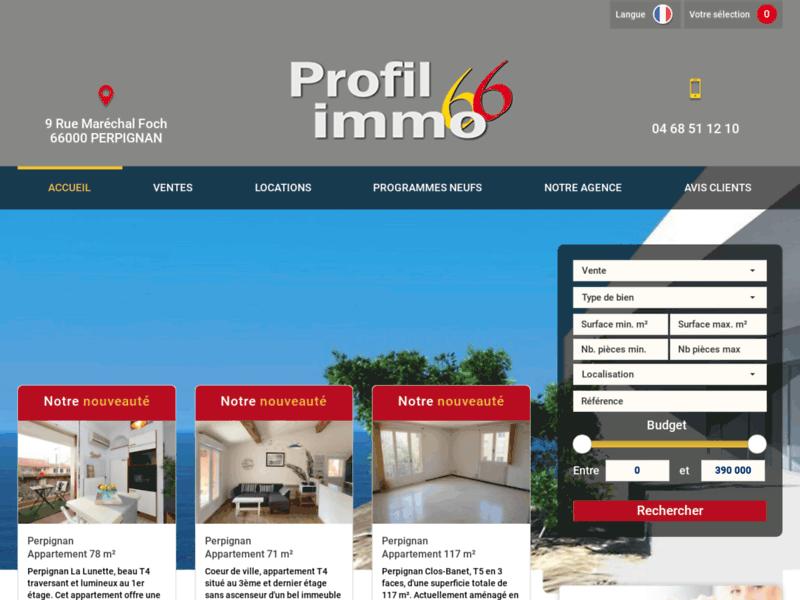 Immobilier Perpignan : vente et location maison et appartement à Perpignan et ses environs.