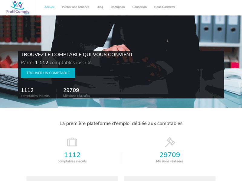 ProfilCompta, la plateforme dédiée aux comptables