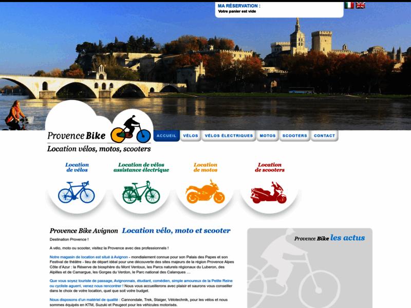 Provence-bike.com : à la découverte de la Provence sur un deux-roues