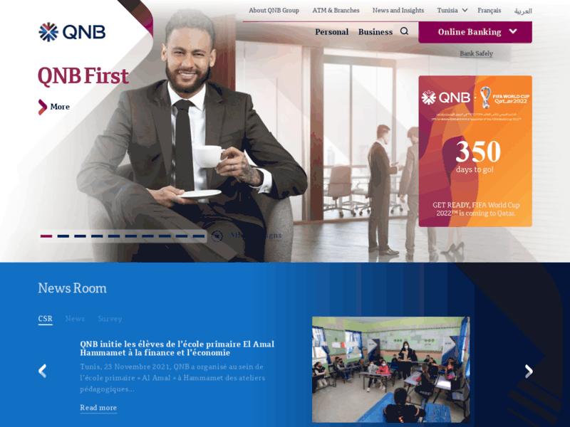 QNB Tunisie | Qatar National Bank Tunisie