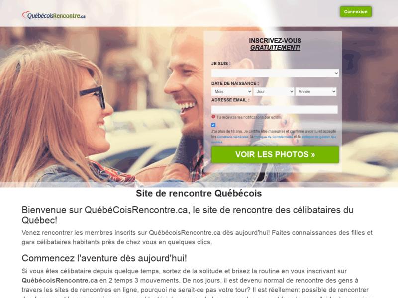 Site de rencontre québécoise
