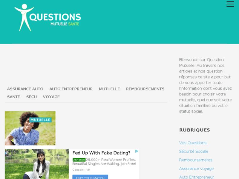 Blog question mutuelle