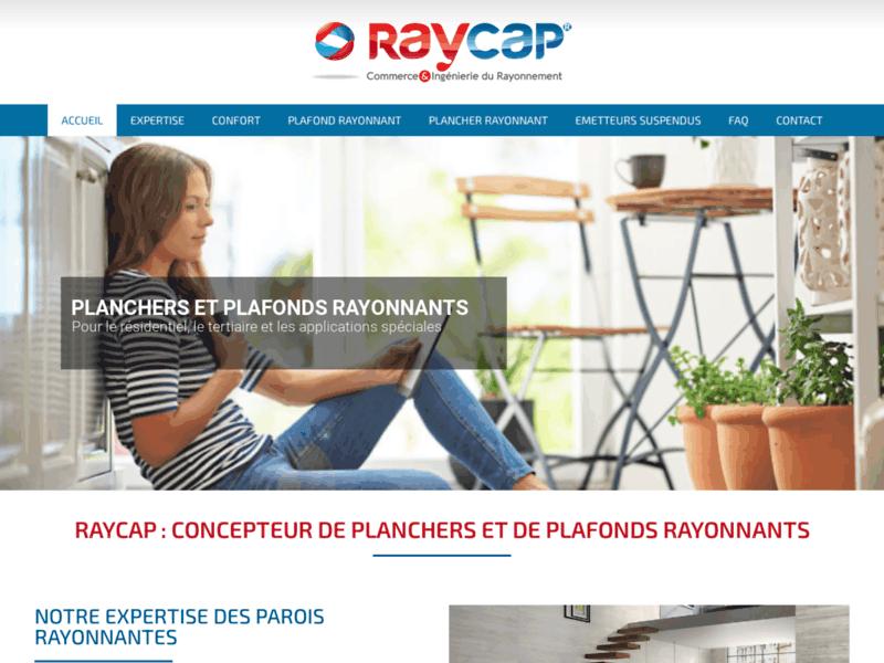Plafond rayonnant hydraulique en France