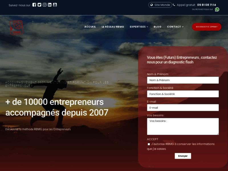 RBMG: Business Plan, étude de marché, franchise, Paris, Toulouse, Lyon