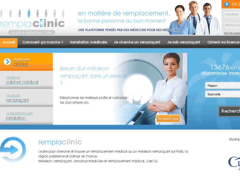 Annonce medicale