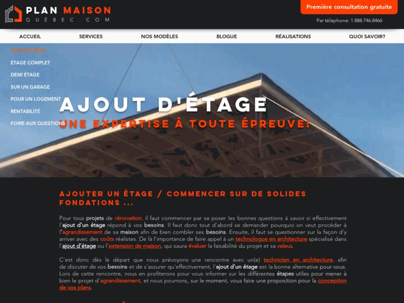 Réno Construx - Ajout d'étage et agrandissement
