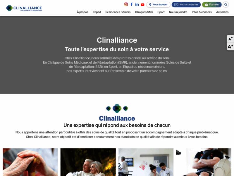 Repotel maisons de retraite médicalisées en Ile-de-France