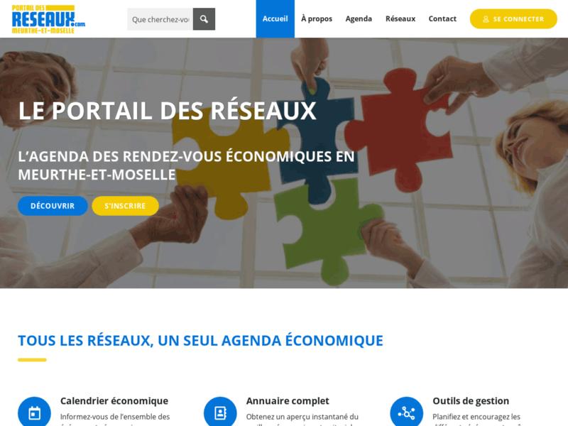 Portail entreprises Moselle : réseau professionnel d'entreprises