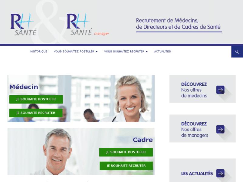 Offres d'emploi secteur médical