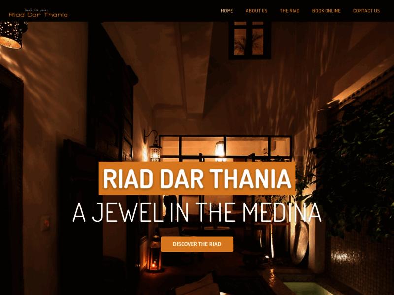 Riad marrakech maison d'hôtes