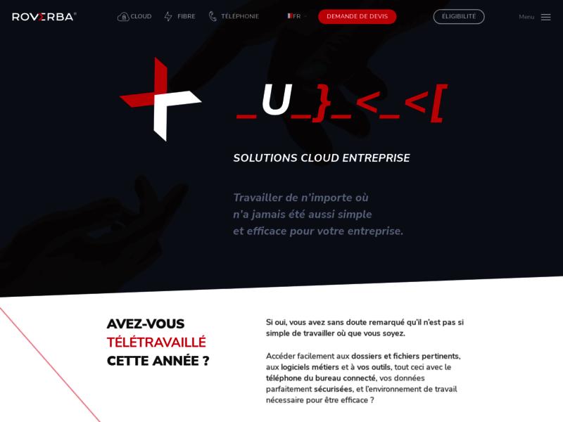 Roverba, cloud privé sécurisé et téléphonie VoIP