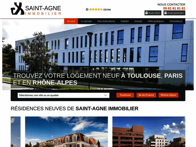 Promoteur immobilier Toulouse et Sud Ouest