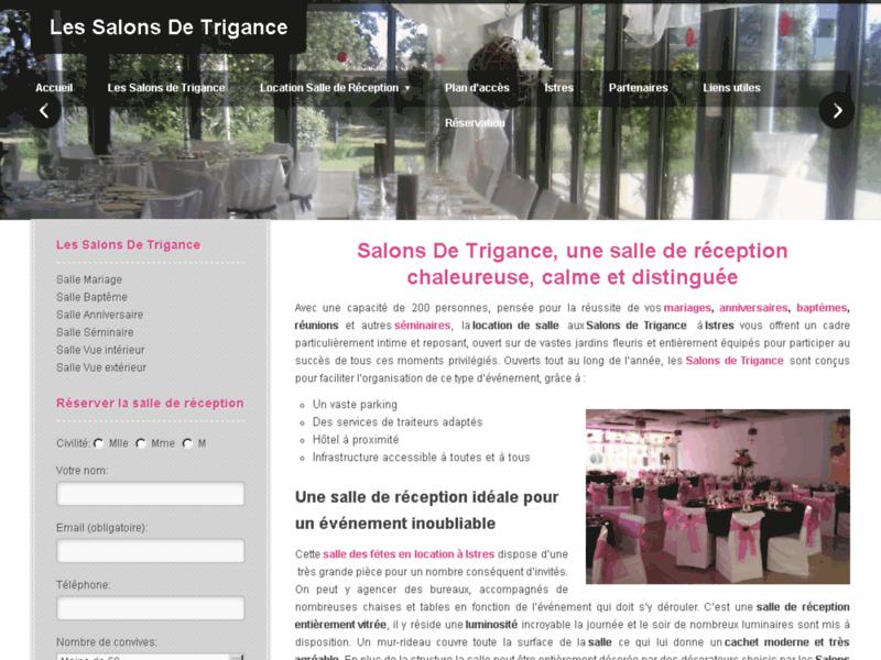 Salle de Mariage - Salon de Provence