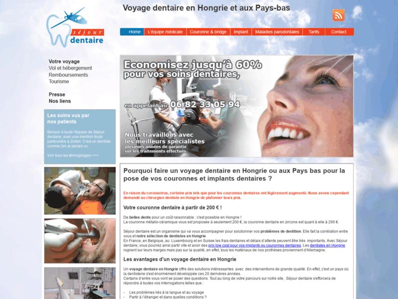 Voyage dentaire en Hongrie - Séjour dentaire