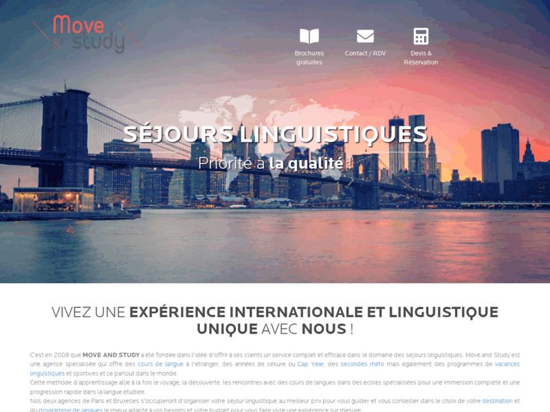 AILS - Séjour linguistique USA