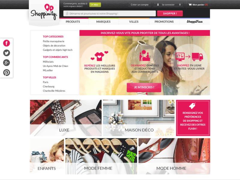 Le e-commerce a un nouveau visage : shoppinity