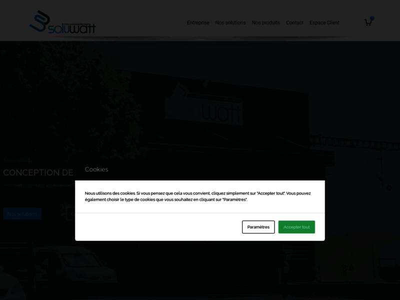 SOLU WATT : Conception de solutions électriques sur-mesure