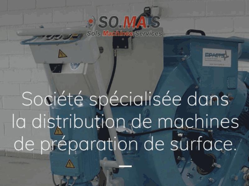 Machine traitement de surface