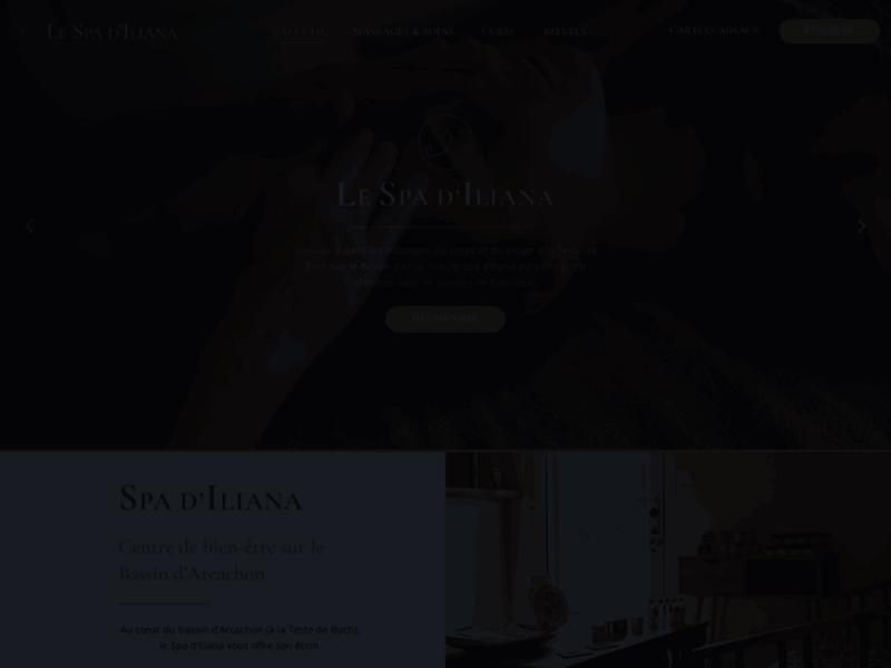 Spa d'Iliana, centre de thalasso et de bien être