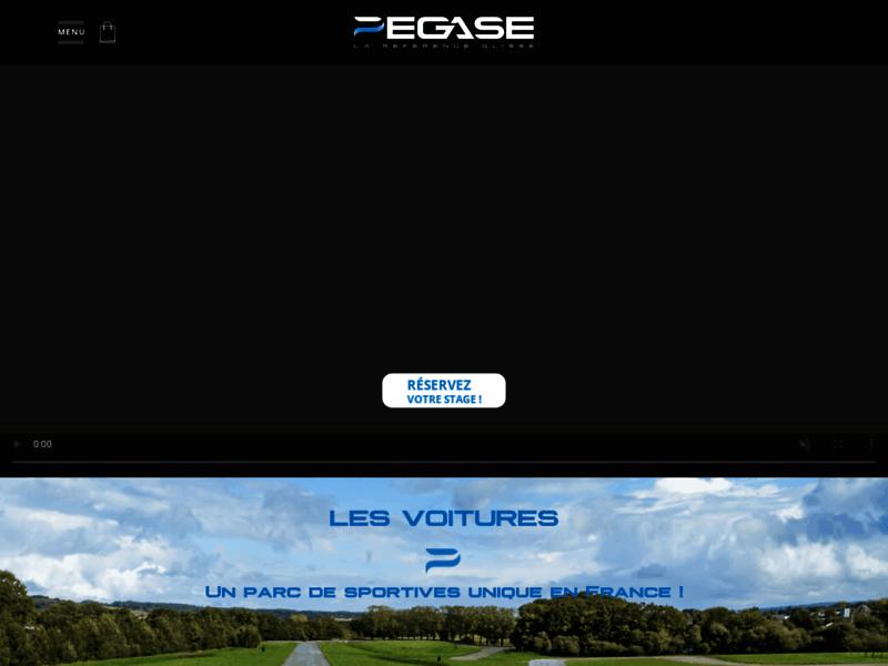 Ecole de drift - Pégase : Première école de drift en France