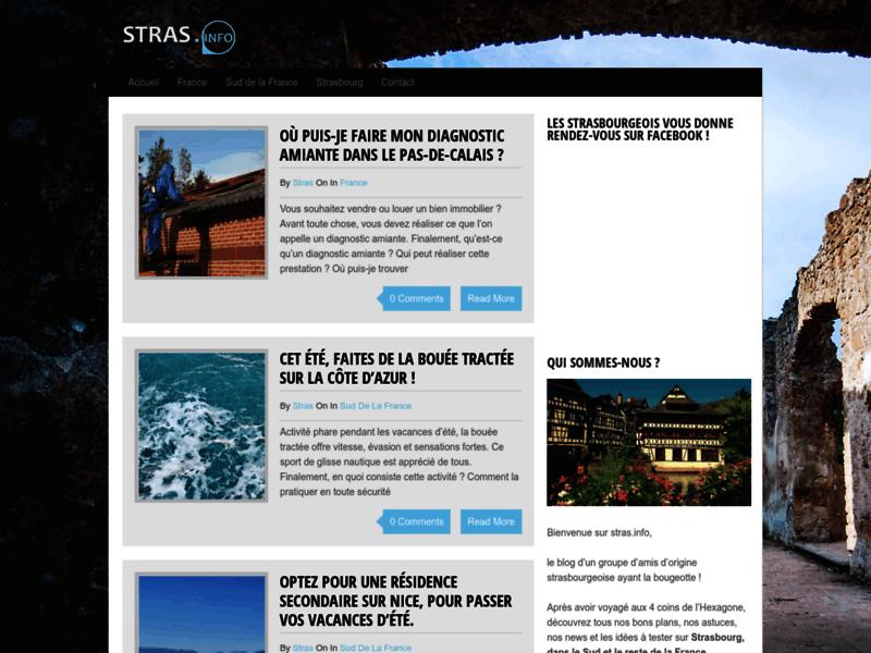Webzine et vidéos Strasbourg