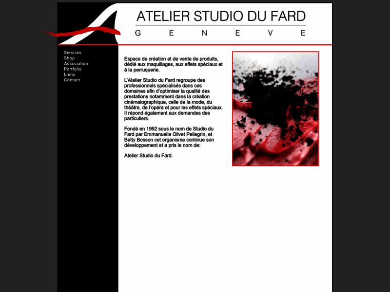 Atelier Studio du Fard Genève