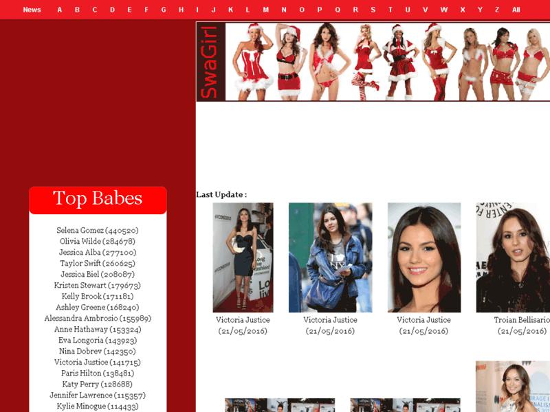 Photo des stars les plus sexy - swagirl.com
