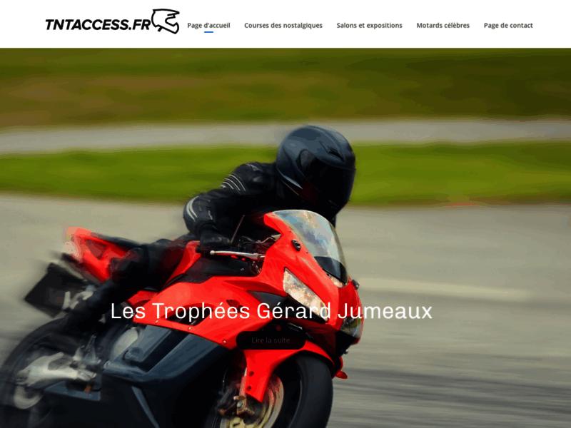TNT ACCESS : Casque et Accessoire Moto