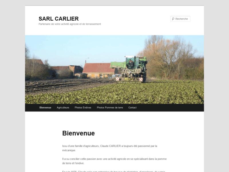 Travaux Agricoles Terrassement Carlier