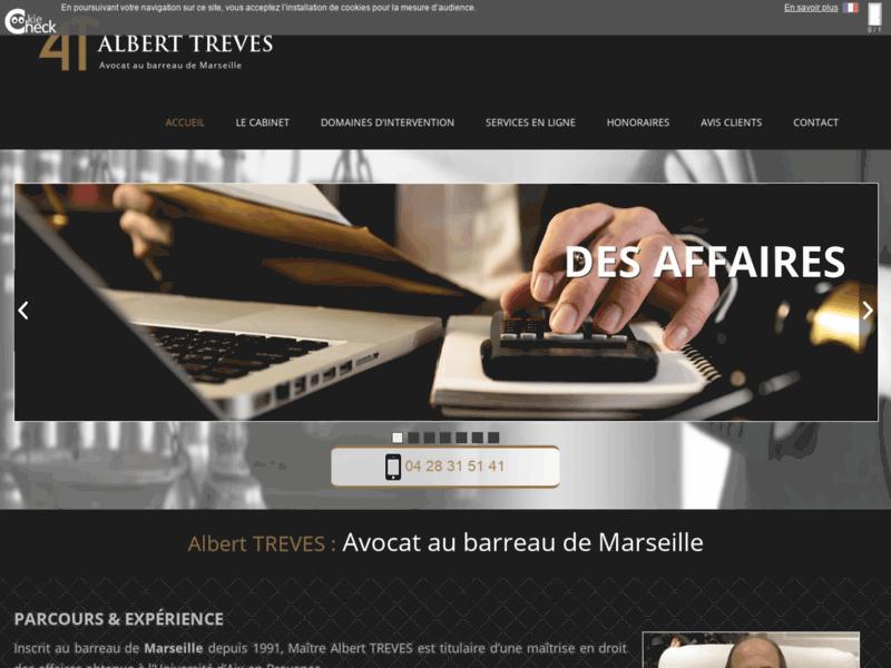 Albert Treves: Votre avocat spécialisé en permis de conduire à Marseille