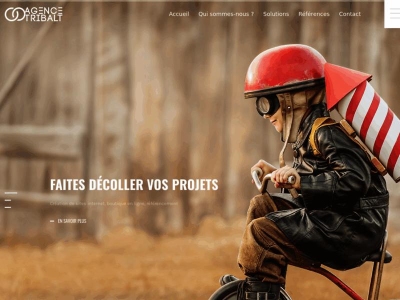 Tribalt, agence web créative