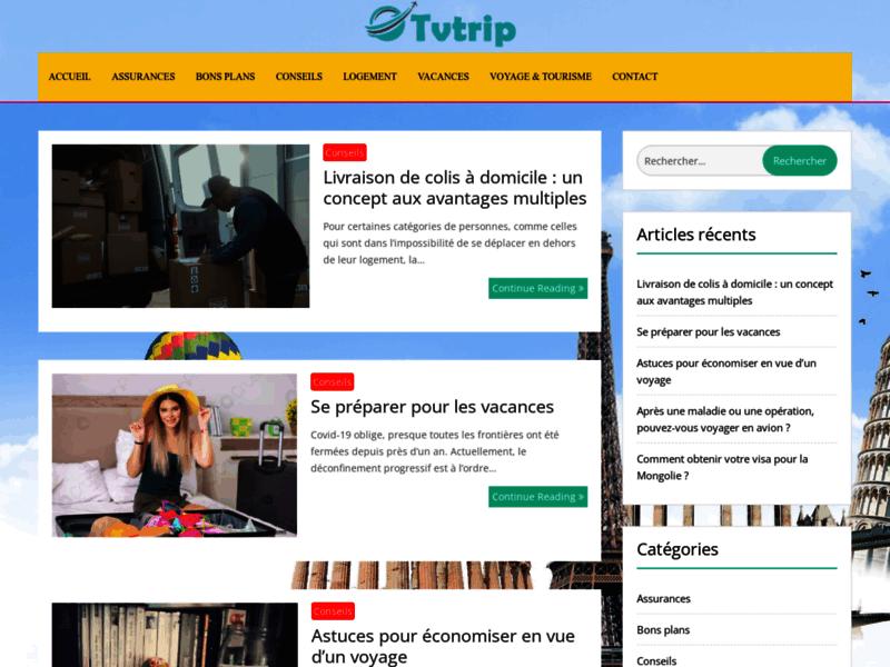 TVtrip : vidéos et réservations d'hôtels