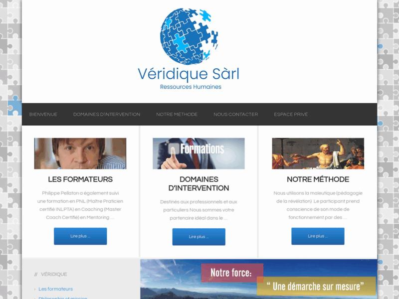 Véridique Ressources Humaines Sàrl en Suisse