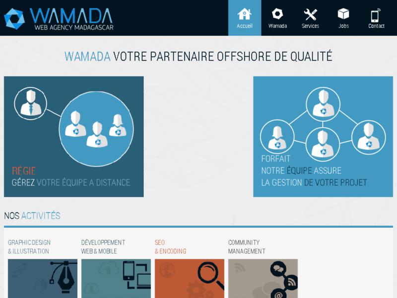 Wamada : Outsourcing informatique