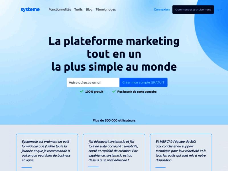 Forum webmarketing