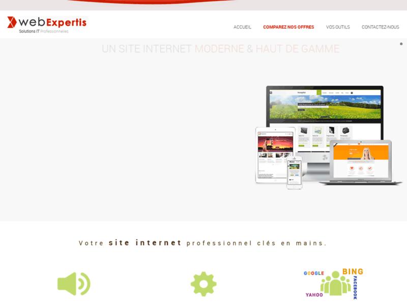Votre création de site internet dès 49,90 Ht euros par mois