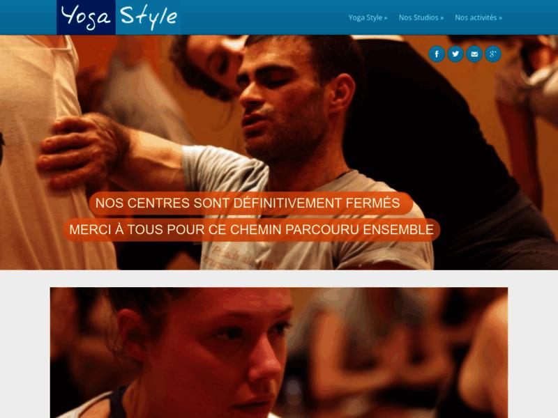 Yoga Style Paris
