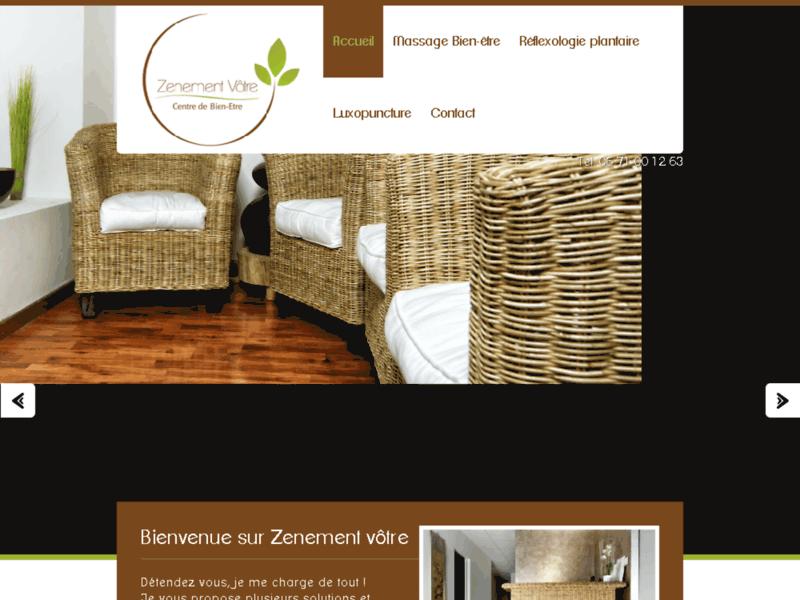 Zenement vôtre, institut de beauté à Reims